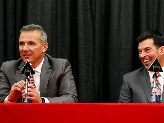 NCAA Football: Urban Meyer-Press Conference