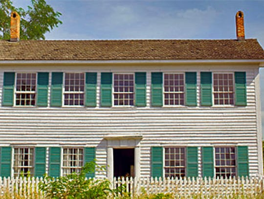 By the 1850s, Walker Tavern became a major stagecoach