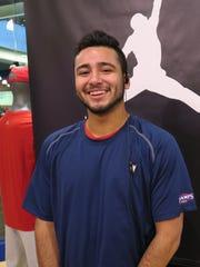 Steve Vasquez, Des Moines, 20