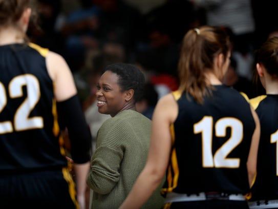 Enterprise assistant girls varsity basketball coach