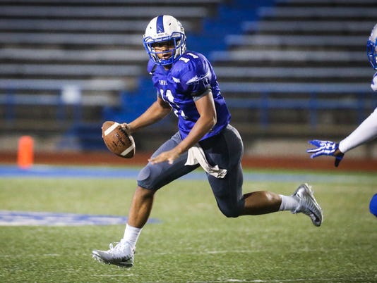 Friday Night Football: Lake View vs Estacado Sept. 29, 2017