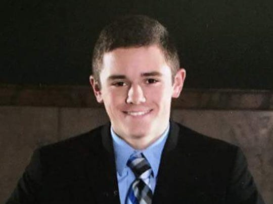 Andrew Stoll, the son of John and Jennifer Stoll of Evansville, plans to study public financial management at Indiana University.