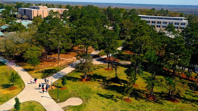 University of West Florida campus is in store for a makeover as administrators push for increasing enrollment and infrastructure to meet emerging preeminent university metrics.