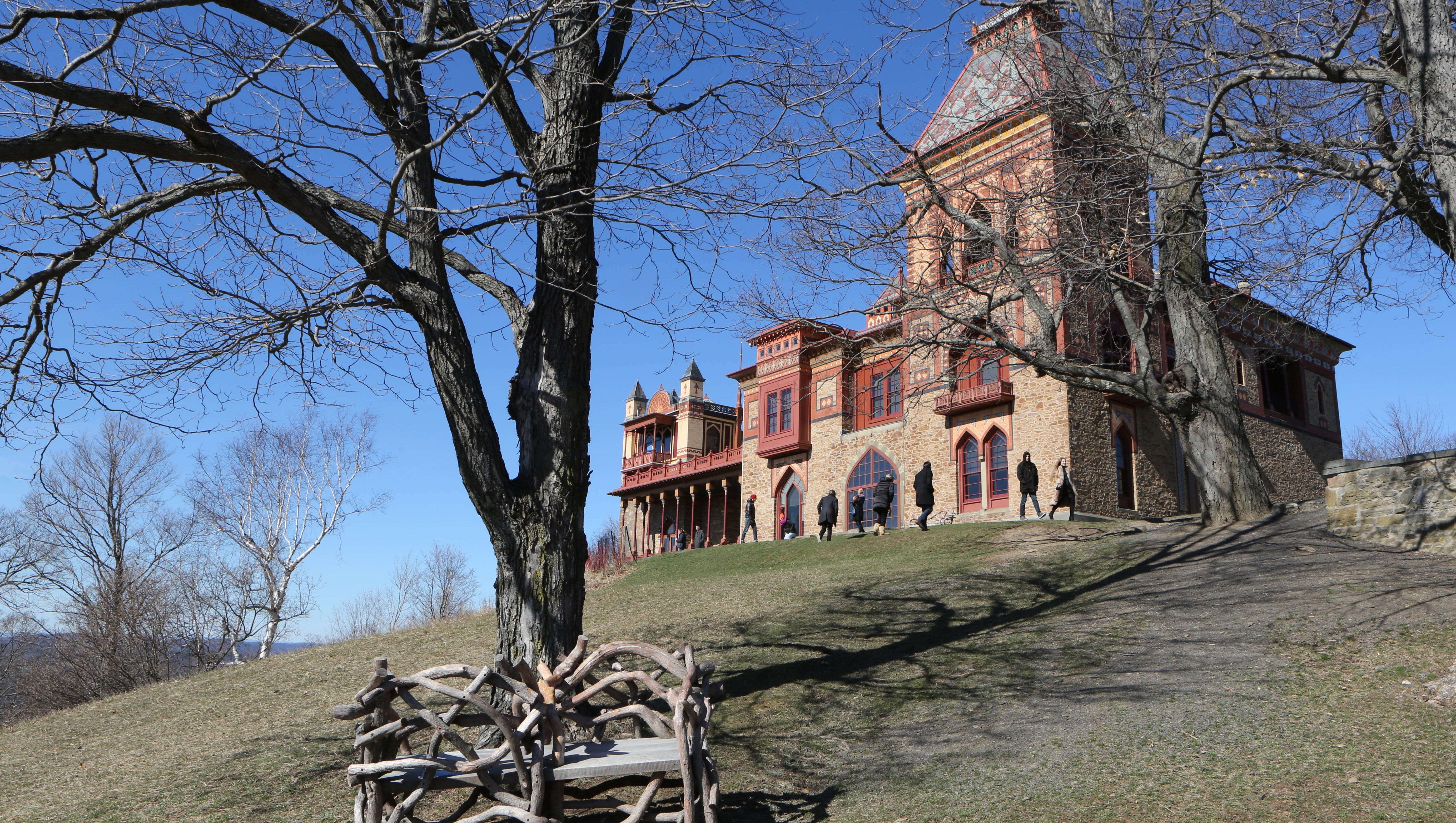 Hike to the spots that inspired Hudson River School artists; details