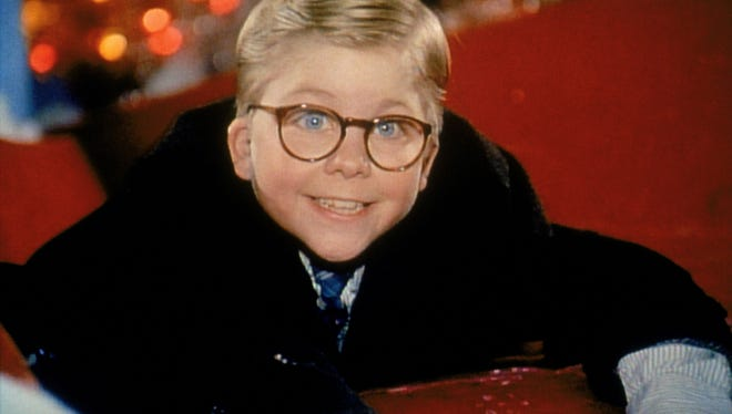 """Peter Billingsley stars as Ralphie Parker in """"A Christmas Story."""""""