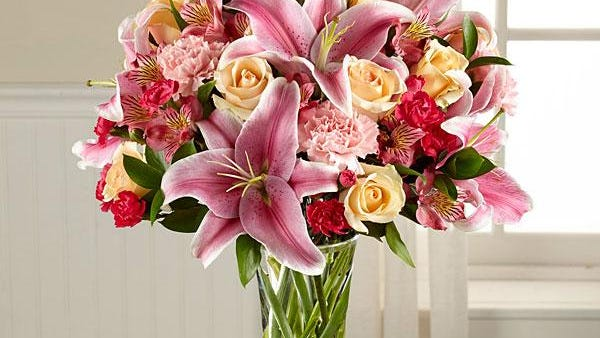The FTD Mother's Day Bouquet by Hallmark.
