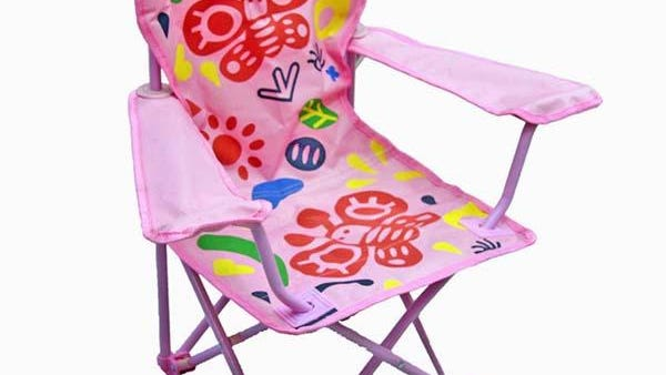 The screen-printing on the fabric on Leisure Ways pink butterfly themed children's camp chairs, moon chairs and swings contains excessive levels of lead, which is a violation of the federal lead paint standard.
