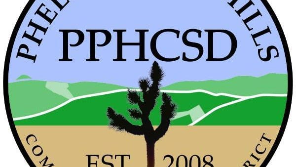 The Phelan Piñon Hills Community Services District has announced that it has two seats on its Board of Directors open for election on the Nov. 3 ballot.
