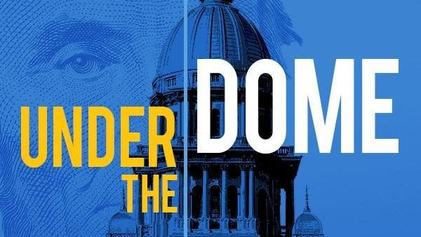 Under the Dome Podcast with the State Journal-Register´s Doug Finke and Bernard Schoenburg