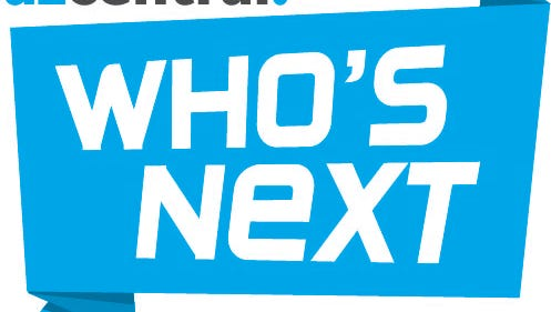 Who's Next will recognize up and coming young professionals in the Phoenix area each month.