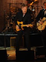 John Mellencamp is seen during an April 20 performance