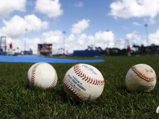 Handling Baseballs (4)