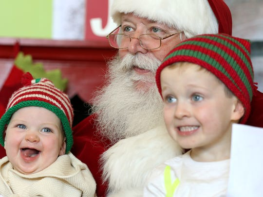 Breakfast with Santa at the Carousel: Includes catered