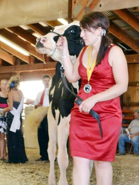 2013 Dodge Holstein Futurity red dress.jpg