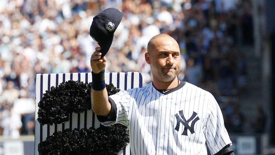 Derek Jeter's ex-roommate talks about life before the big