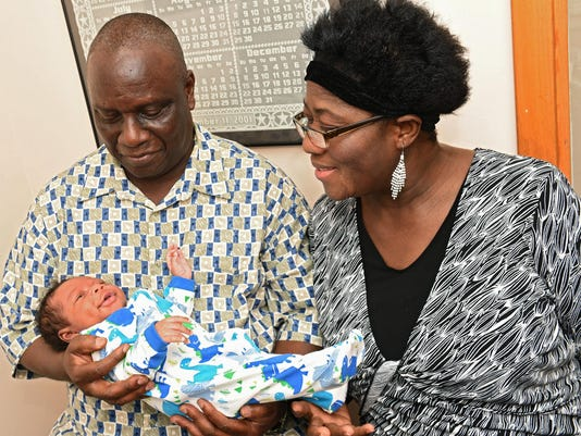 59-Year-Old Gives Birth
