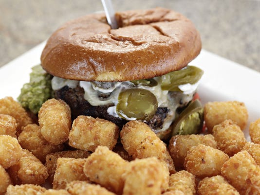 The Rocky Point Burger