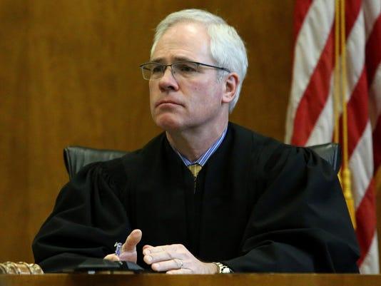 Judge Complaint