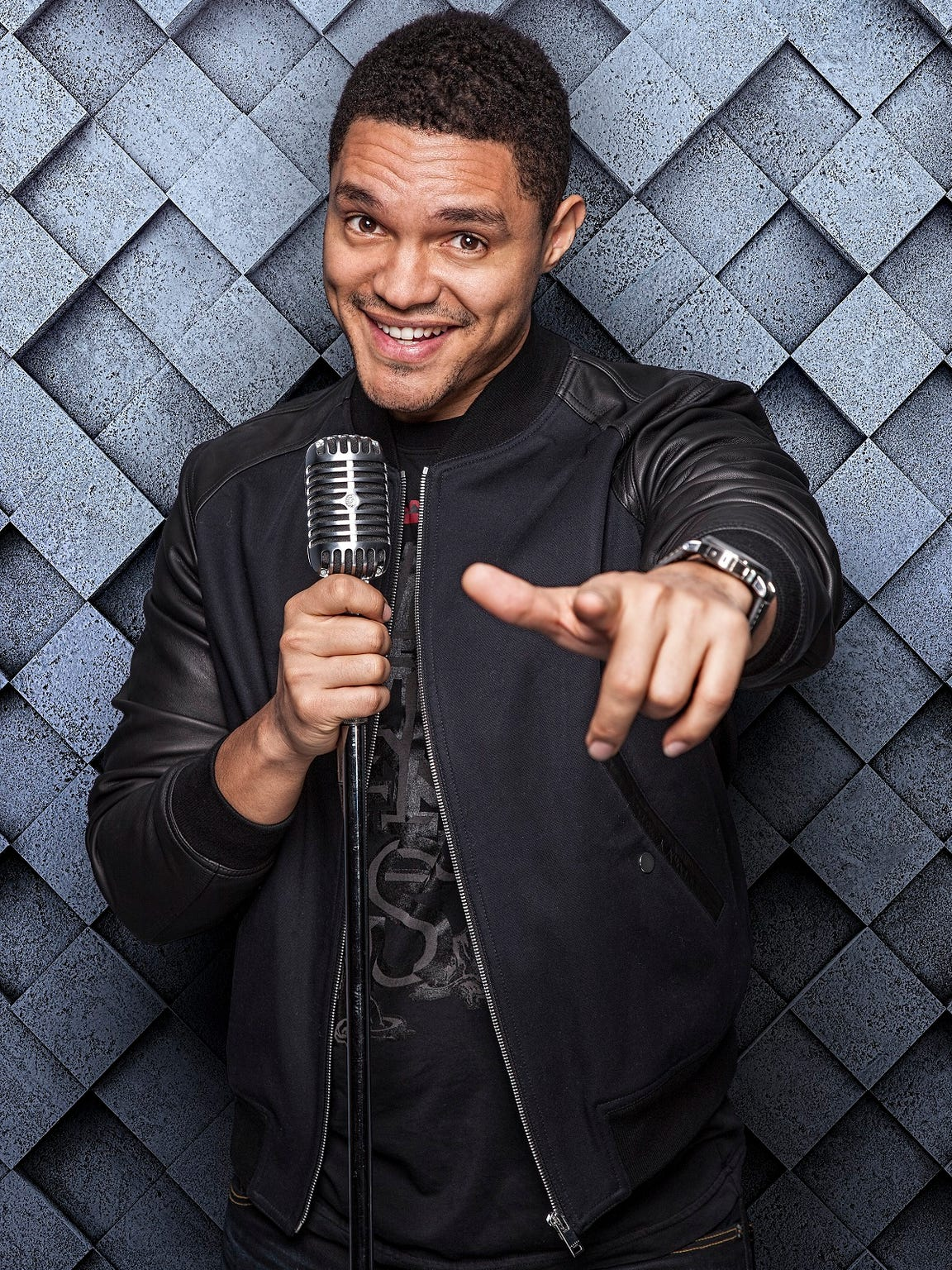 Trevor Noah will perform two shows at Newark's New