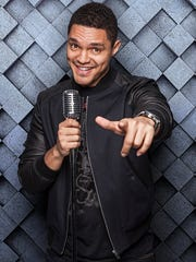 Trevor Noah will perform two shows at Newark's New Jersey Performing Arts Center on March 31.