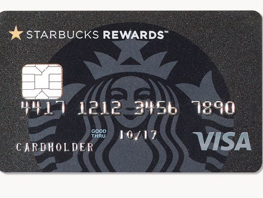 Starbucks and Chase introduced a Starbucks Rewards