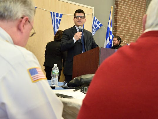 Hellenic Civic Club Celebrates Greek Independence Day