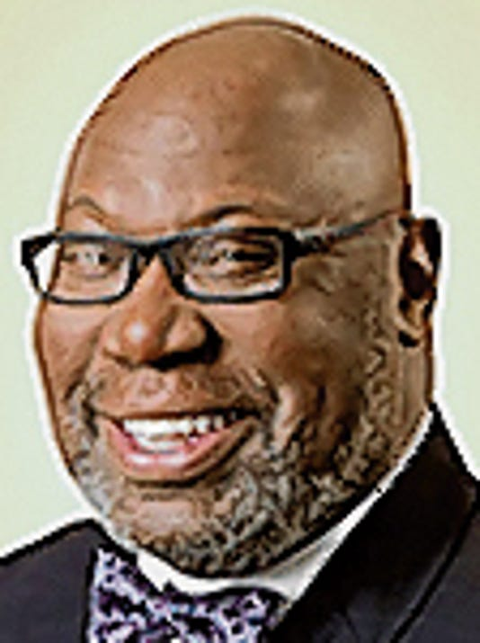 Texas Education Commissioner Michael Williams.