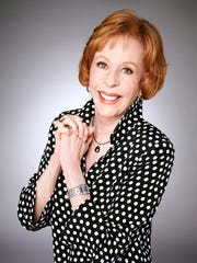 Carol Burnett will be introduced by fellow comedic