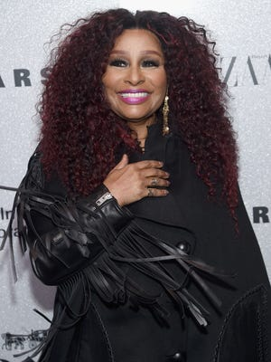 Chaka Khan attends the Lincoln Center Fashion Gala - An Evening Honoring Coach at Lincoln Center Theater, in New York.