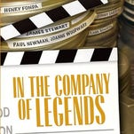 """This book cover image released by Beaufort shows """"In the Company of Legends,"""" by Joan Kramer and David Heeley, (Beaufort via AP)"""