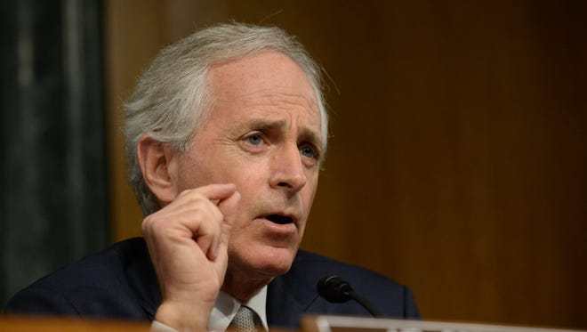 Sen. Bob Corker, R-Tenn., chairman of the Senate Foreign Relations Committee.