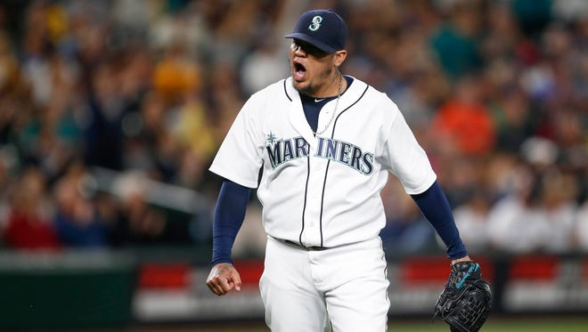 Mariners pitcher Felix Hernandez can fire up fans and fantasy owners alike with his stunning performances.