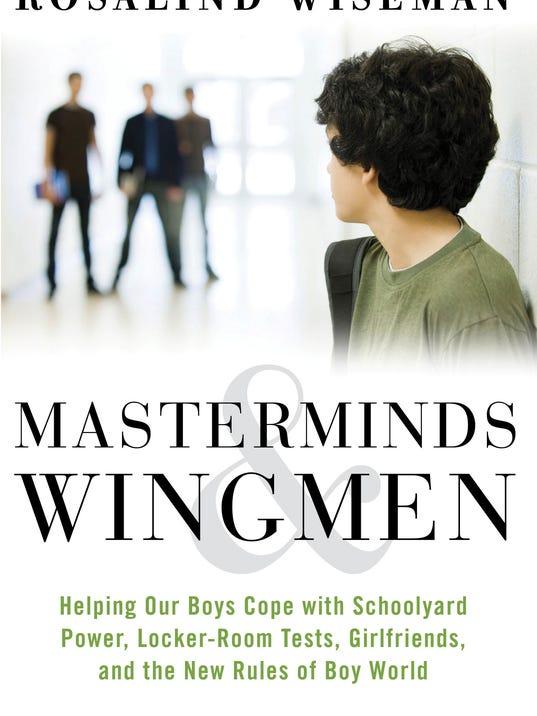 Masterminds and Wingmen jacket image