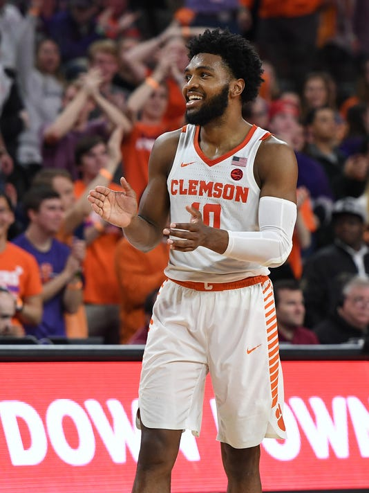 basketball, 2018, clemson, Florida State