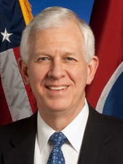 Bill Gibbons, Tennessee Department of Safety and Homeland