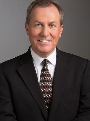 Acting Reno City Manager Bill Thomas.