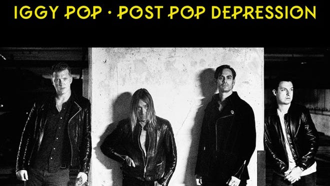 "Iggy Pop, ""Post Pop Depression""."