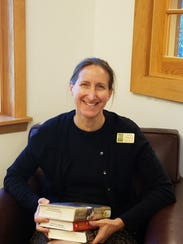 Sarah Muench, library director of Elm Grove Public