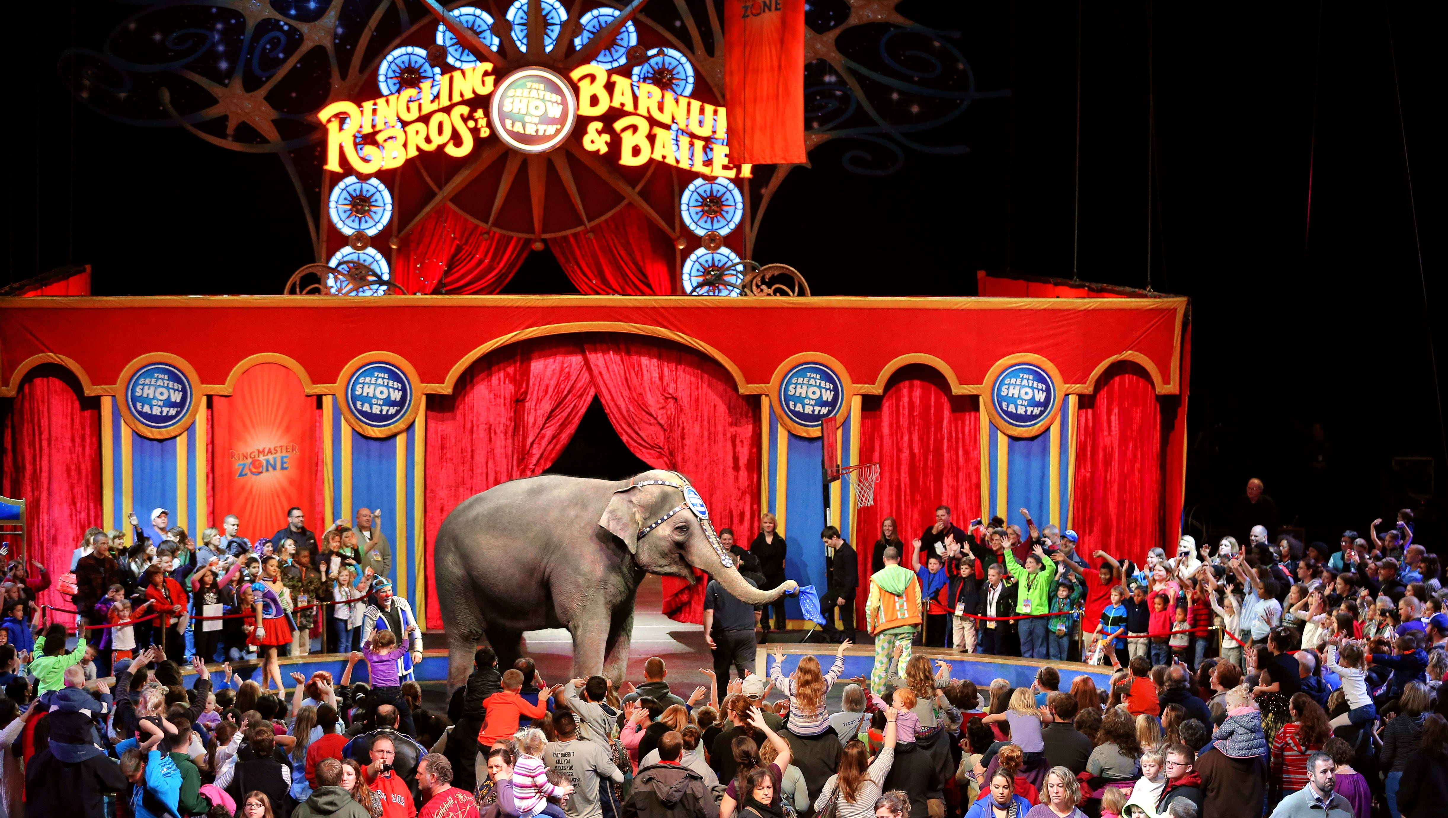 Ringling Bros Circus To Close After 146 Years