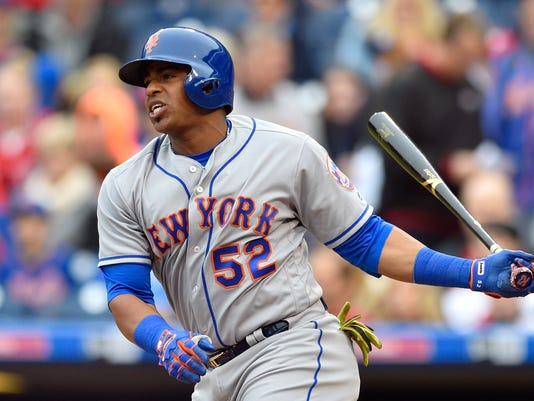 detailed look 7075f b1471 Mets' Yoenis Cespedes could be heading toward $100M payday