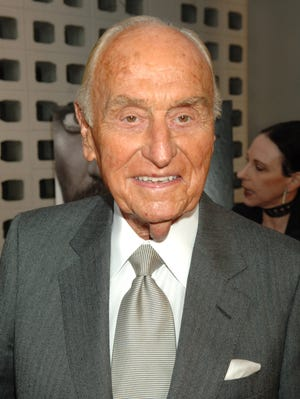 Film producer A. C. Lyles died at his home Sept. 27 in Los Angeles. He was 95.  His affiliation with Paramount Studios lasted more than 80 years.