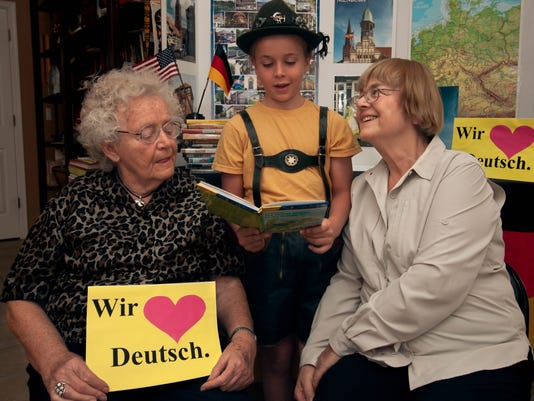 Friends of the German Language
