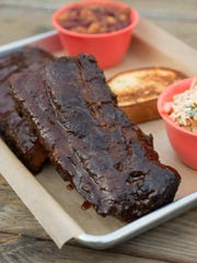Picking up some fall-off-the-bone, savory ribs can