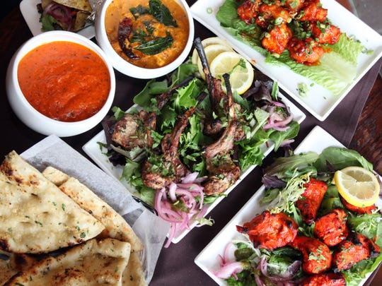 Little Kabab Station in Pleasantville and Mount Kisco offers exciting take-out options for a girls night in.