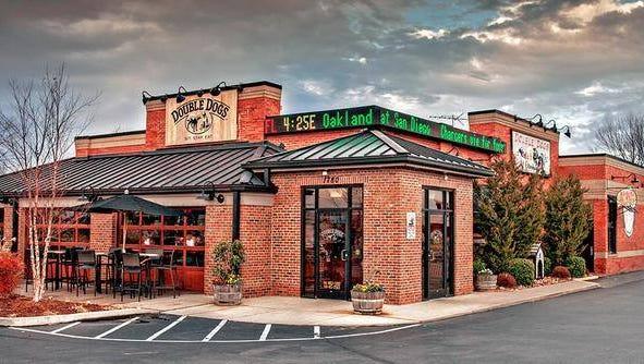 Double Dogs restaurant in Bowling Green, Kentucky