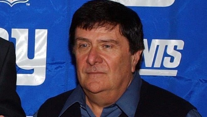 Former Giants general manager Ernie Accorsi