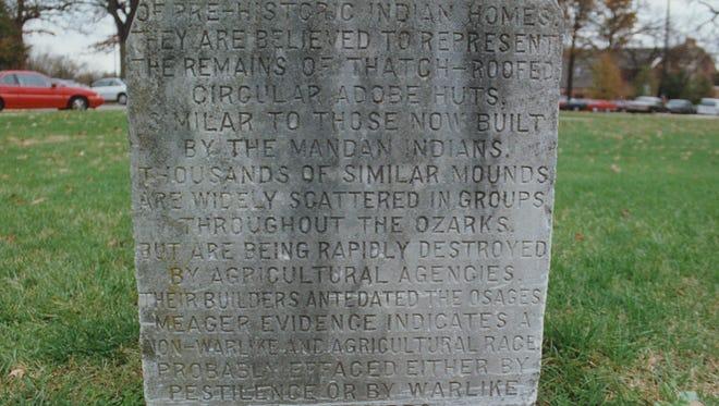 University Club Historical Marker, No. 13