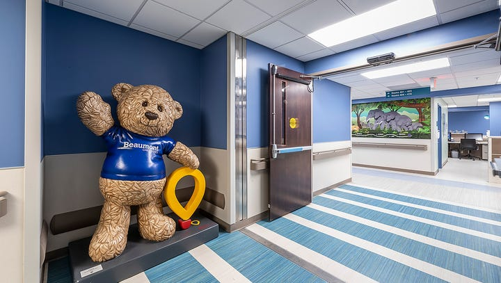 Beaumont to open new Pediatric Emergency Center in Royal Oak