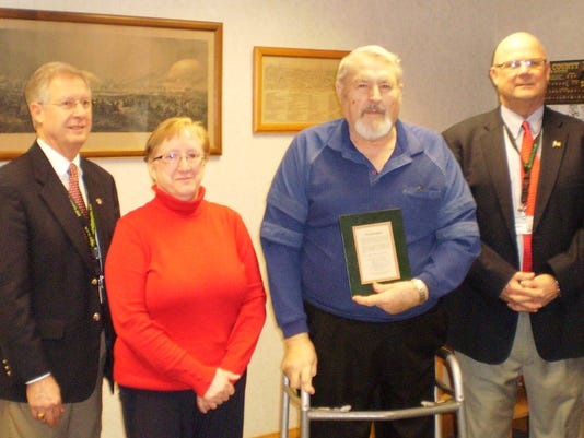 PTC 0220 veterans recognized 2