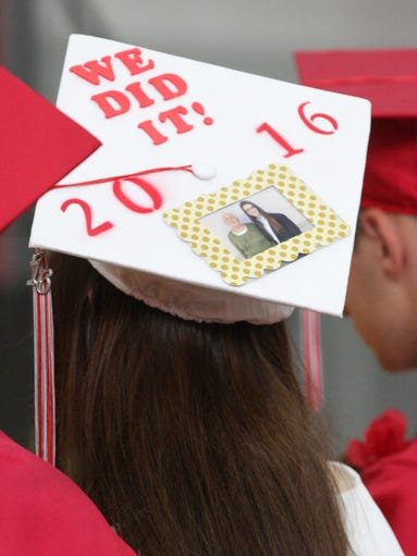 SJCC's 2016 commencement ceremony was held Sunday at